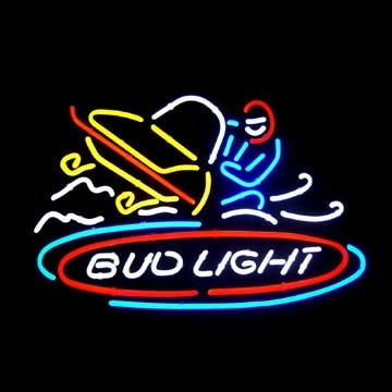 Budlight Neon Sign
