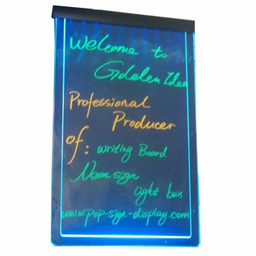 7-Color Changing Led Writing Board