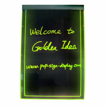 Led Acrylic Writing Board