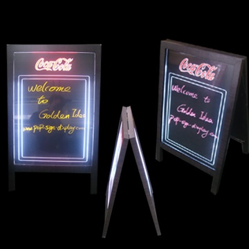 Standing Led Writing Board